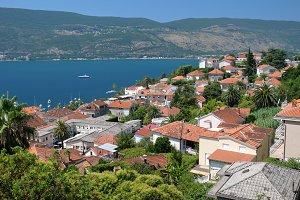 View of town Herceg Novi