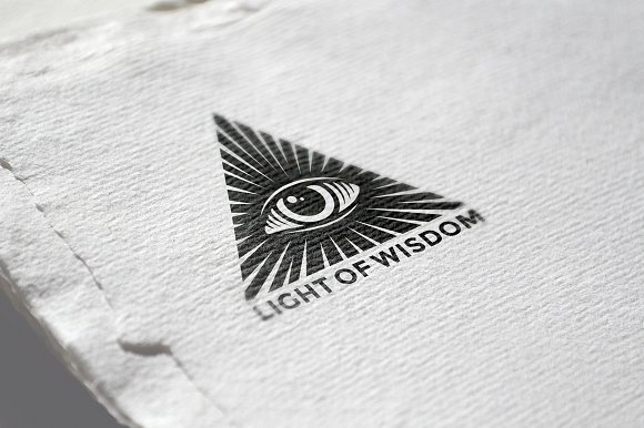 all seeing eye logo template logo templates creative market