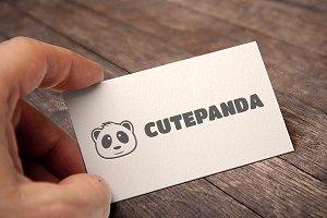 Cutepanda Logo
