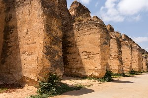 Sahrij Swami ruins in Morocco