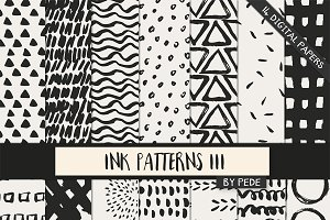 Ink Patterns III