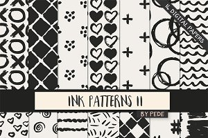 Ink Patterns II