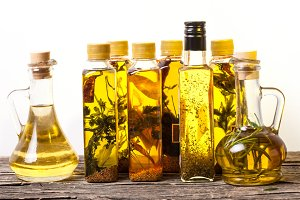 The Spicy oils