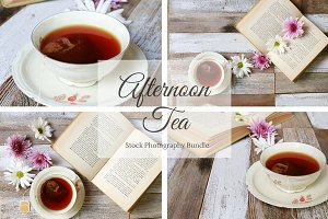 Afternoon Tea Photography Bundle