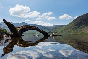 Scenes in English Lake District