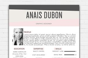 Resume Template/Business Card