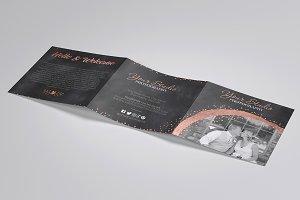 Trifold Brochure | Celebrate