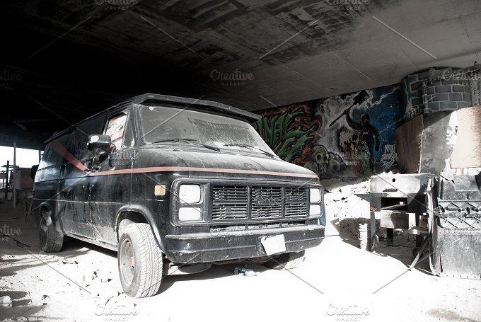 A-Team Van? - Transportation