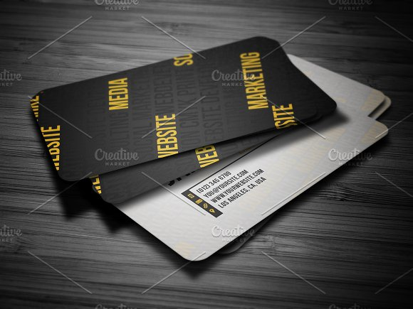 Keywords business card business card templates creative market colourmoves