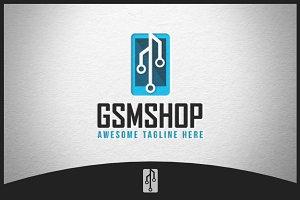 GsmShop Logo