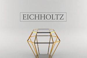 Eichholtz Side Table Asscher