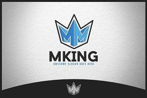 M King Logo