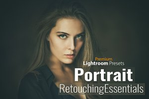 Portrait Retouching Lightroom Preset