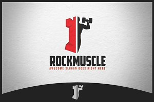 Rockmuscle Logo