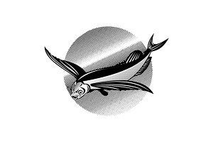 Flying Fish Retro