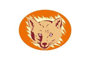 Fox Head Circle