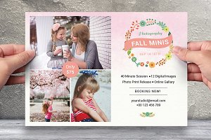 Fall / Autumn mini session -V358