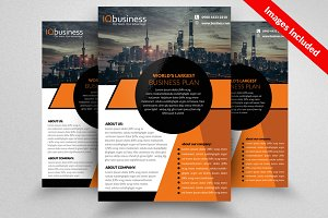 Business Flyer & Poster Template