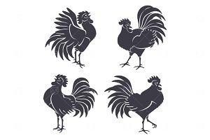 Rooster Black