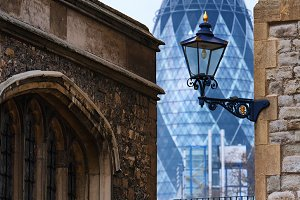 Tower Mary Axe and Tower