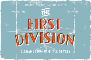 The First Division