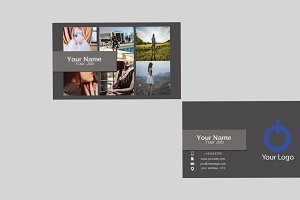 Phosdtr Business Card Template