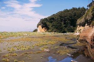 Rugged Washington Cliffs