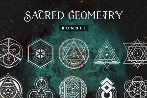 Sacred Geometry Bundle • Save 60%