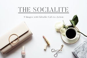The Socialite Image Bundle