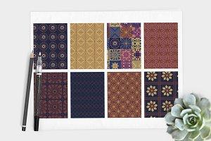 Souk Inspired Mosaic Tile Patterns