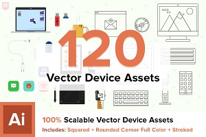 Devices - Vector Pack