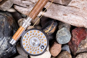 Old Fly Fishing Gear