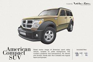 American Compact SUV