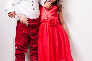The Children's fashion