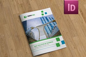 InDesign Business Brochure V35