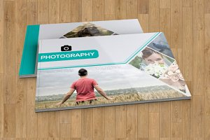 Photography brochure / catalog -V37