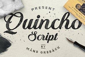 Quincho Script