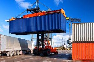 Port. Logistics