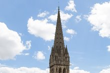 The Church of Saint Pierre