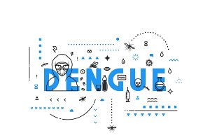 Concepts of words dengue