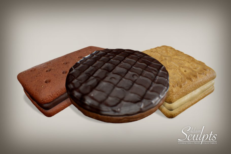 Biscuit Selection 01