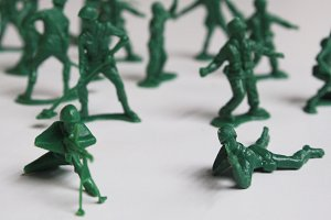 Little Green Army Men II
