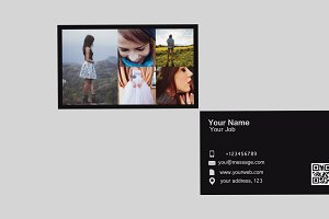 Phosttldx Business Card Template