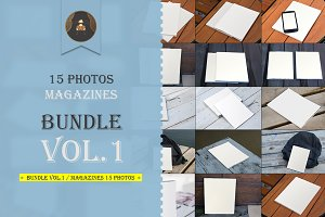 Bundle vol.2 / Magazines 15 photos
