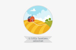 Little locations collection