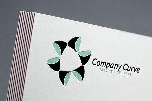 Company Curve Logo