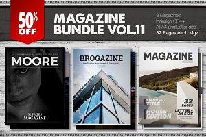 Magazine Bundle 11