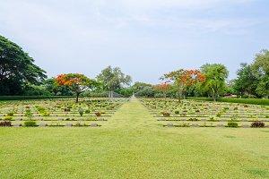 Chungkai War Cemetery, Thailand