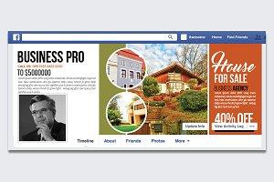 Real Estate Facebook Timeline Cover