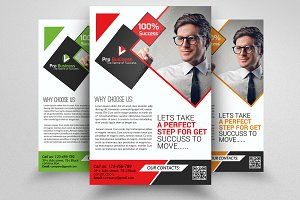 Business Corporate Flyer Template